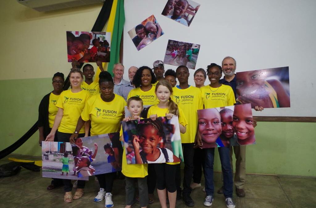 A Reflection on the 'Fusion Kairos' Project from Jamaica