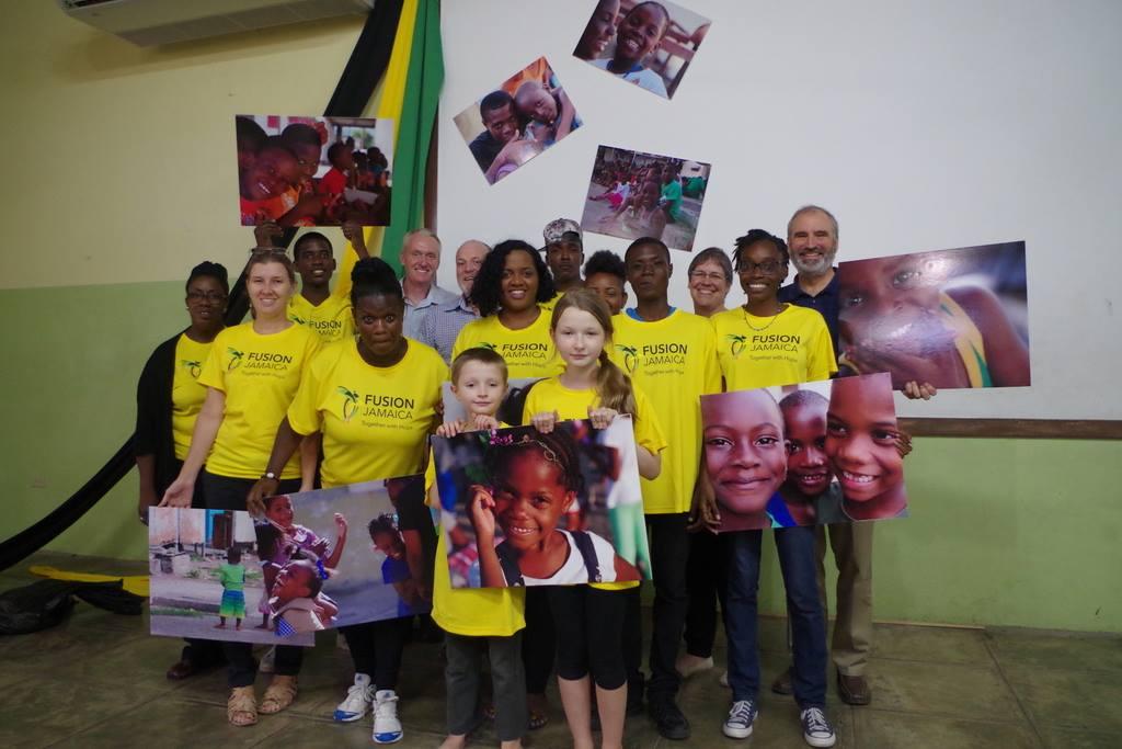 Jamaica Group Photo