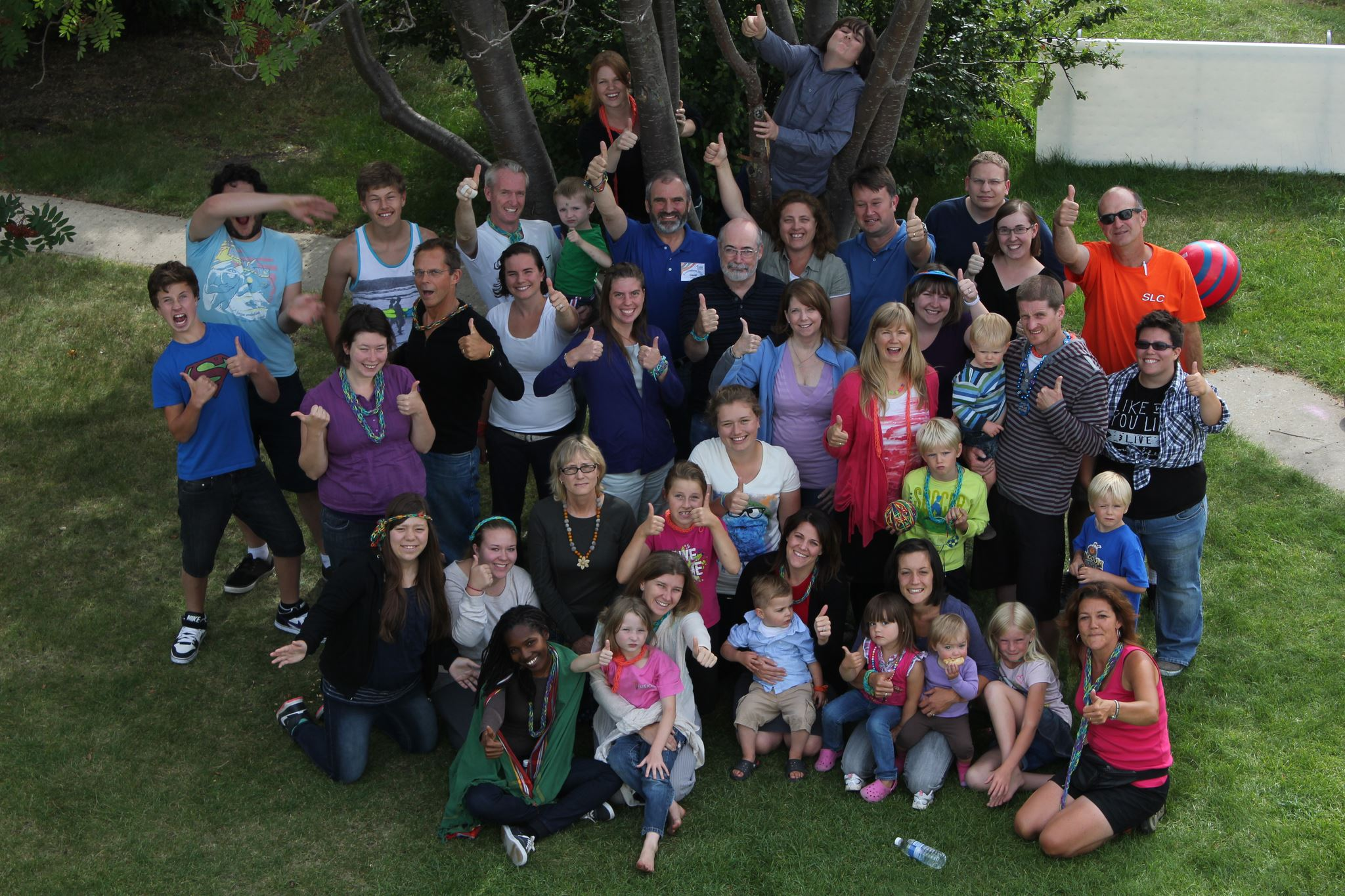 Foundations Group Photo